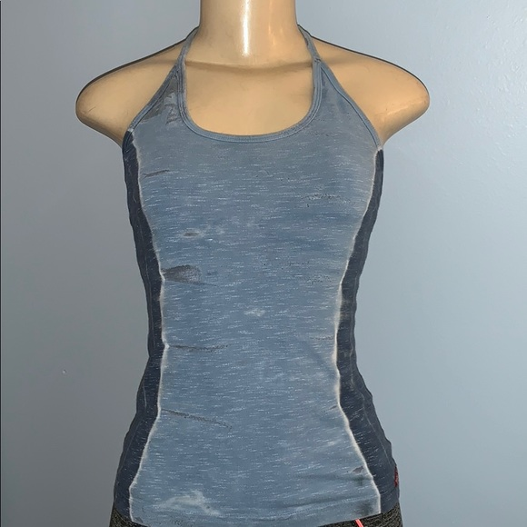 Hard Tail Tops - Hard Tail Strappy Top with built in bra